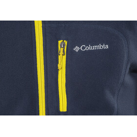 Columbia Fast Trek II Jas Heren blauw